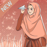 Cartoon Cartoon Muslimah HD