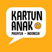 ANIME & KARTUN BAHASA INDONESIA - OFFICIAL icon
