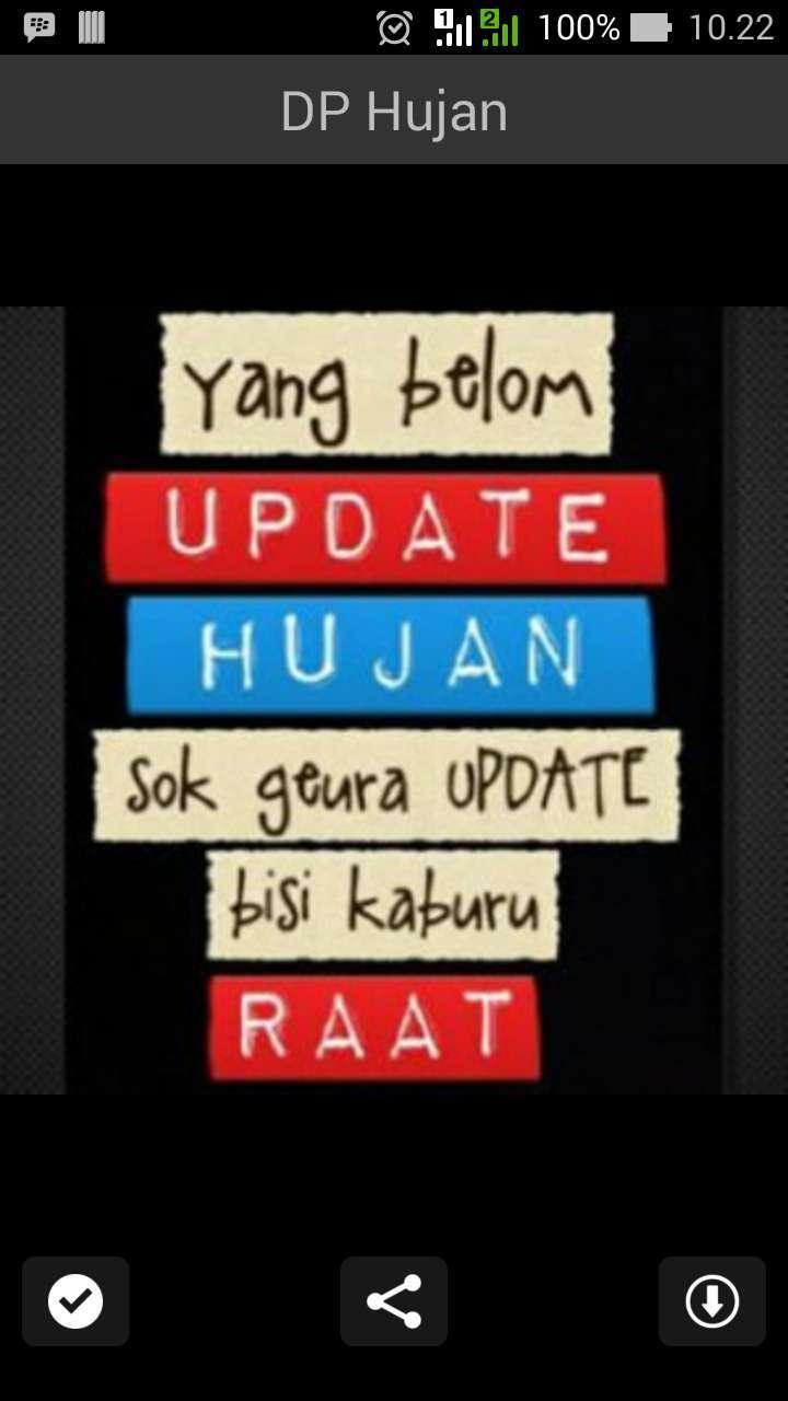 DP Hujan For Android APK Download