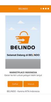 BELINDO poster