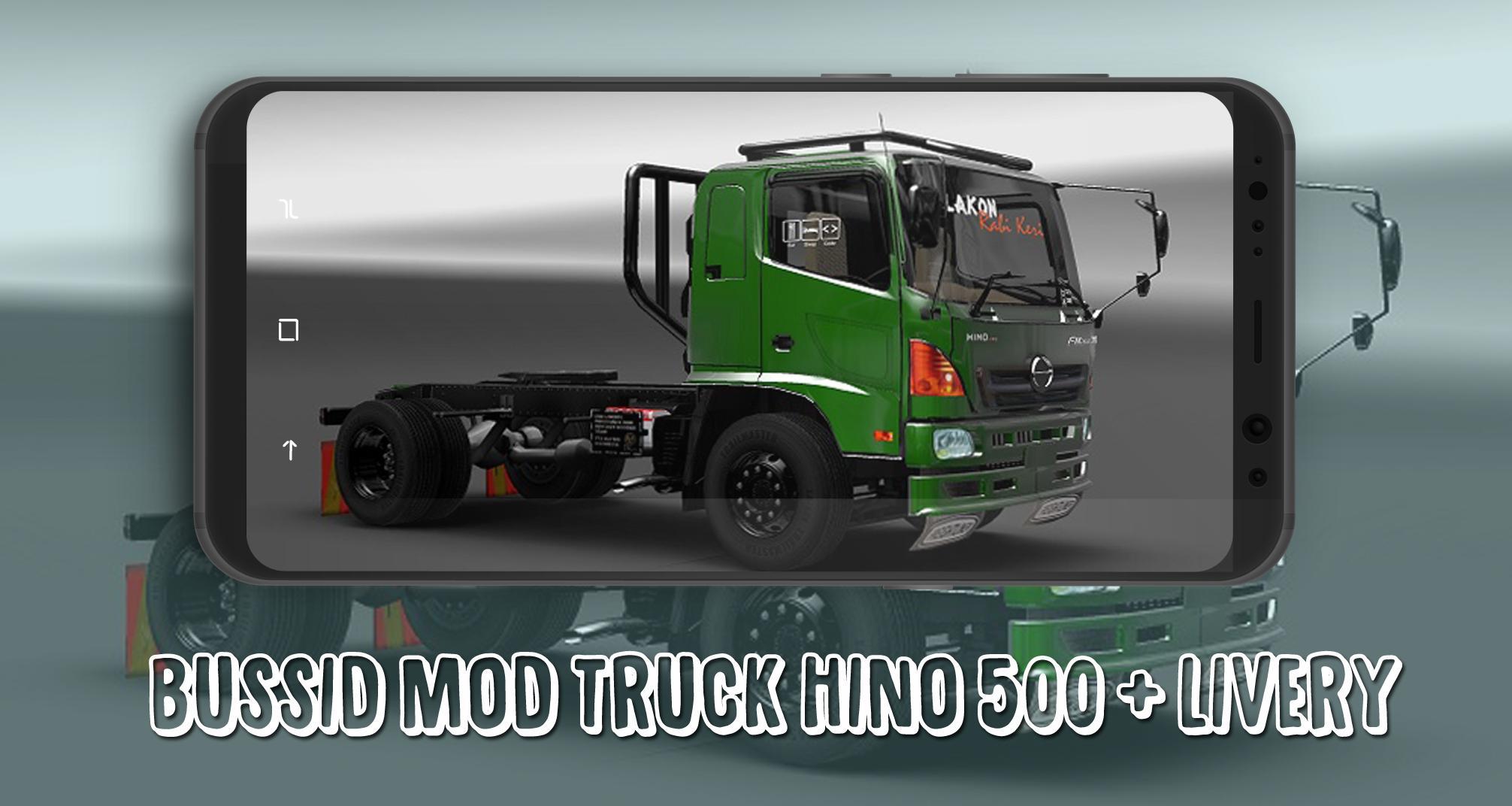 450+ Modifikasi Mobil Truk Hino 500 Terbaru
