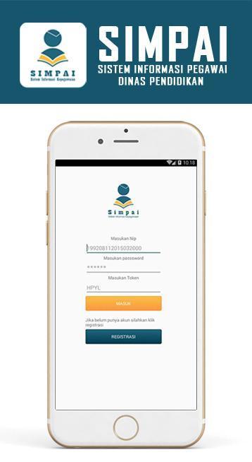 Simpai Dinas Pendidikan Kab Deli Serdang For Android Apk Download