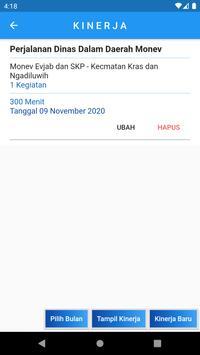 Kinerja Kabupaten Kediri screenshot 5