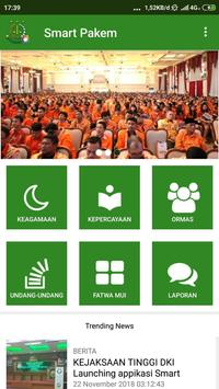 Smart Pakem Kejaksaan Tinggi DKI Jakarta screenshot 1