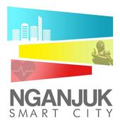 Nganjuk Smart City 아이콘