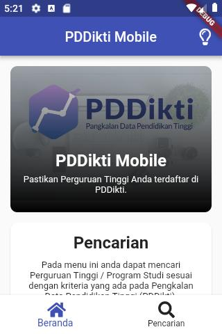 Pddikti Mobile For Android Apk Download