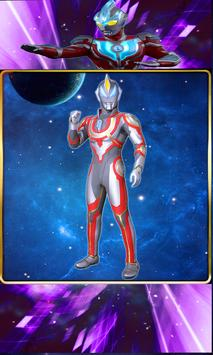 New Ultraman hero crush screenshot 1