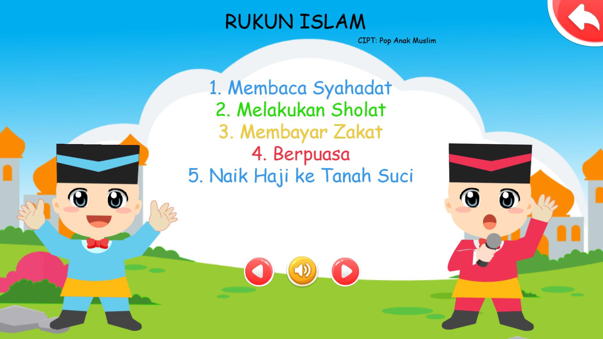 Unduh 67 Background Islami Lucu HD Terbaru