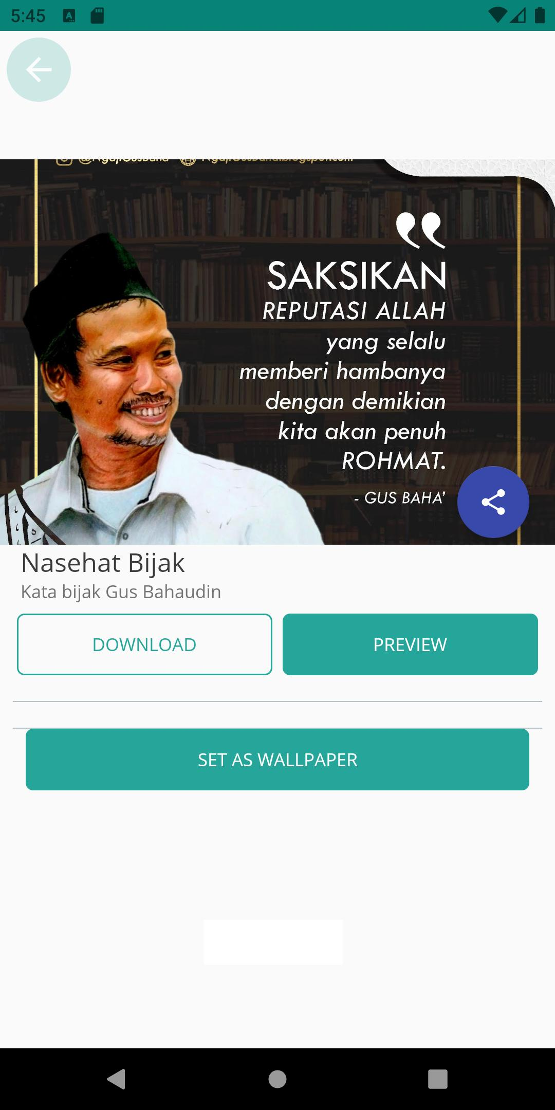 Quote Gus Baha For Android Apk Download