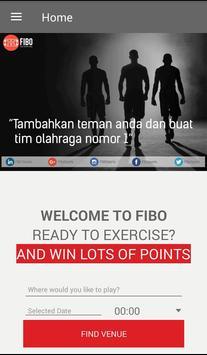 FIBO Sports screenshot 1