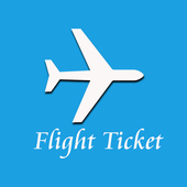 Flight Tickets Booking App With Price icon