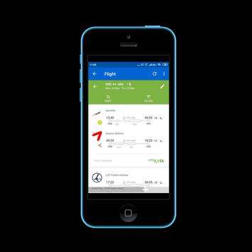 JavaGo - Flight Tickets Booking App With Price screenshot 1