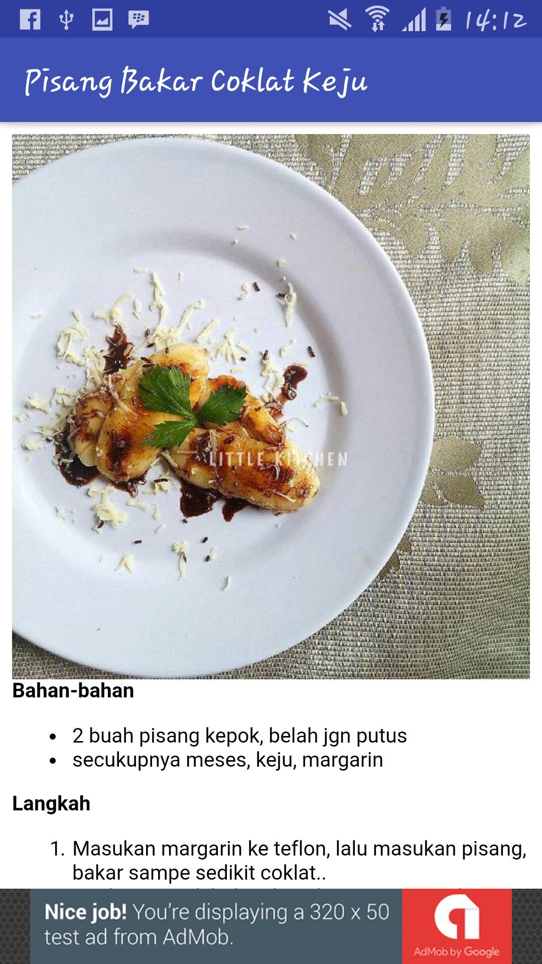Aplikasi Resep Masakan Ala Indonesia For Android Apk Download