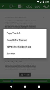 E-Library UNISA Yogyakarta screenshot 3