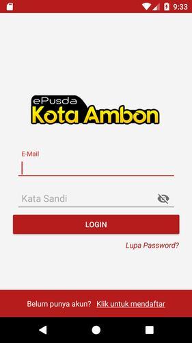 Epusda Kota Ambon For Android Apk Download