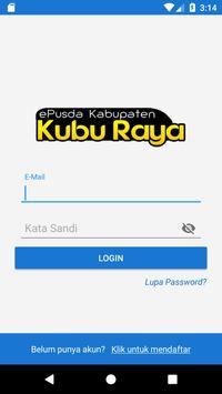 ePusda Kabupaten Kubu Raya poster