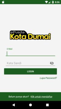 ePusda Kota Dumai poster