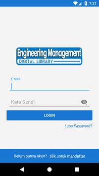 Engineering Management Digital Library poster