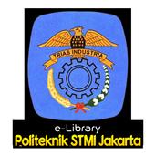 e-Library Politeknik STMI Jakarta icon