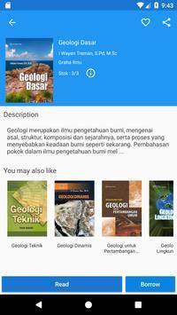 e-Library Politeknik STMI Jakarta screenshot 1
