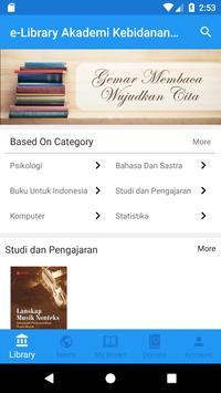 e-Library Akademi Kebidanan Pemprov Bali singaraja screenshot 1