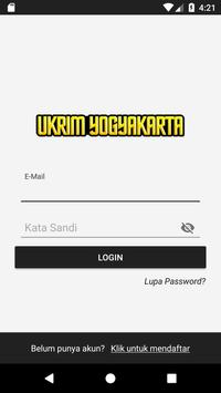 UKRIM YOGYAKARTA poster