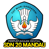 PERPUSTAKAN DIGITAL SDN 20 MANDAU icon
