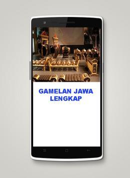 Gamelan Jawa capture d'écran 4