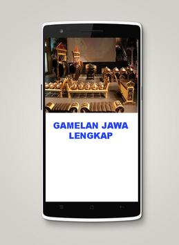 Gamelan Jawa capture d'écran 1