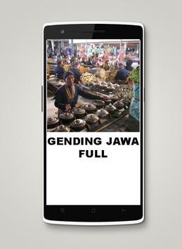 4 Schermata Gending Jawa