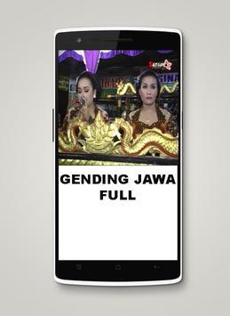 5 Schermata Gending Jawa