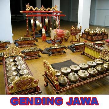 Poster Gending Jawa