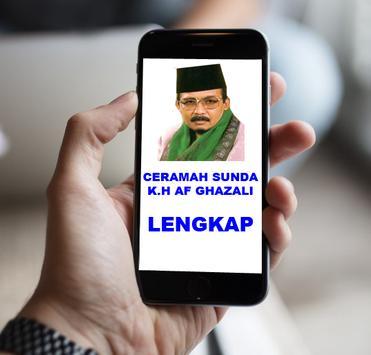 Ceramah Sunda KH. AF Ghazali स्क्रीनशॉट 5