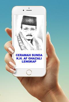 Ceramah Sunda KH. AF Ghazali स्क्रीनशॉट 3