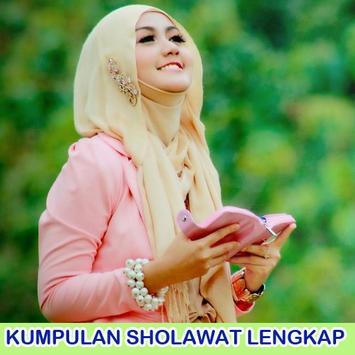 Sholawat Lengkap Dan Merdu poster