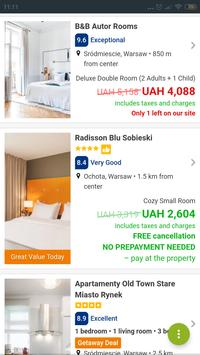 Hotele screenshot 2