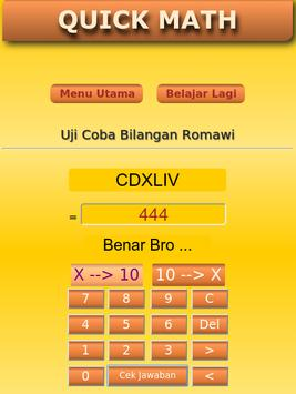 Quick Math screenshot 2