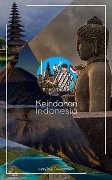 Keindahan Indonesia poster