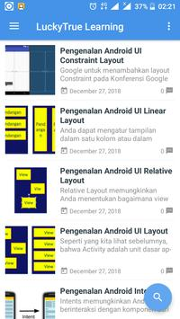 Luckytrue Learning: Informasi Teknologi&Pemograman screenshot 1