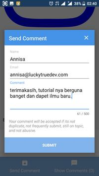 Luckytrue Learning: Informasi Teknologi&Pemograman screenshot 3