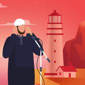 Prayer Times, Qibla Direction & Azan icon