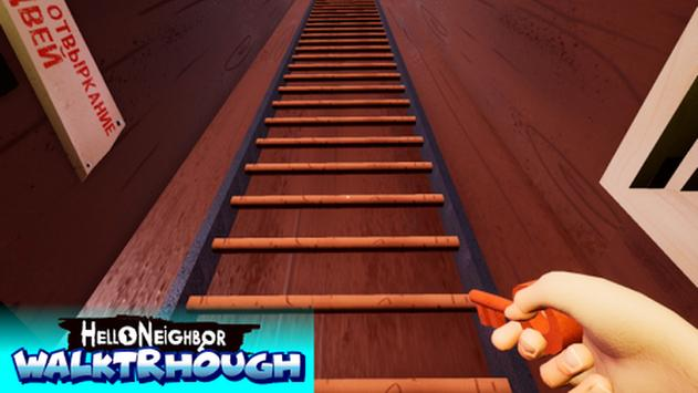 Walktrough for Neighbor Hide and Seek Game for Android - APK