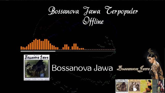 Bossanova Jawa poster