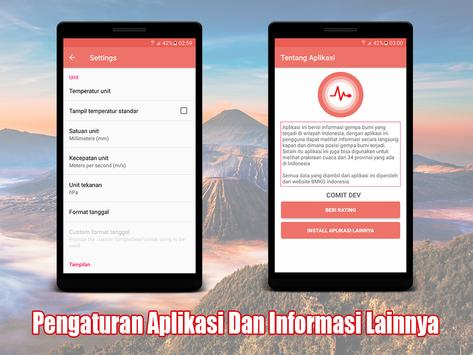 Info Gempa Indonesia Terkini screenshot 4