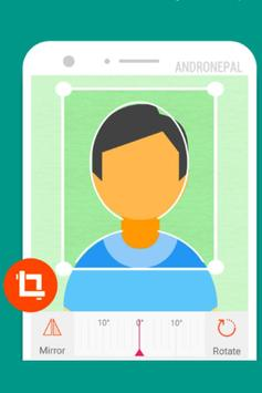 Passport Size Photo Maker - ID Photo Application screenshot 14