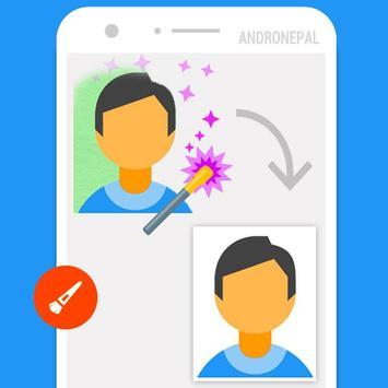 Passport Size Photo Maker - ID Photo Application screenshot 11