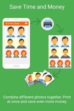 Passport Size Photo Maker - ID Photo Application screenshot 12