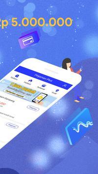 Pinjaman Plus - Pinjam Dana Rupiah Cepat screenshot 1