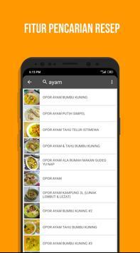 Resep Opor Ayam screenshot 1