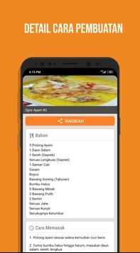Resep Opor Ayam screenshot 2